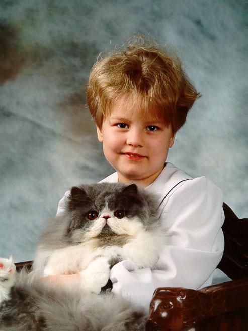 Dudi & Krista @ 1999